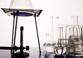 Laboratory requirements — Stock Photo