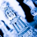 Glass chess — Stock Photo #30783613