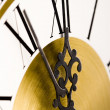 Stock Photo: Analog clock