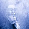 Bulb light — Stock Photo