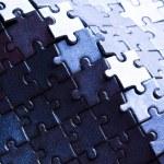 puzzel — Stockfoto