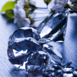 Natural jewel - Diamond — Foto Stock