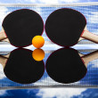 Ping pong — Stock Photo