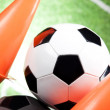 Soccer ball — Stock Photo #31572145