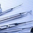 Dentist equipment, Stomatology — Stock Photo