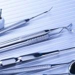 Dentist equipment, Stomatology — Stock Photo