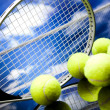 Tennis Ball — Stock Photo #32564701
