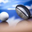 Golf ball — Stock Photo #32565061