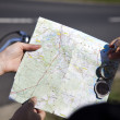 Travel map — Stock Photo #32567451