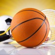 Sports Equipment — Stockfoto #34178663