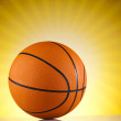 Basketball ball — Stock Photo #34179051