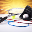 Sports equipment — Stock Photo #34179947