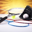 Sports equipment — Stockfoto #34179947