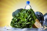Fitness Food, diet, Vegetable — Stock Photo