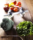 Spor diyet — Stok fotoğraf