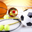 Sports Equipment — Stock Photo #34183667
