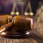 Judges wooden gavel, law — Foto de Stock