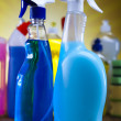 Cleaning supplies — Stock Photo #34186679