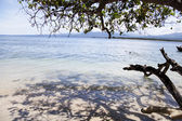 Island of Gili Air — Stock Photo
