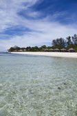 Gili Air island — Stock Photo