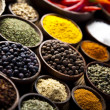 Постер, плакат: Spice cooking ingredients