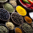 Постер, плакат: Cooking ingredients Spice