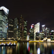 Singapore business district — Stockfoto #38979947