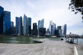 Cityscape of Singapore — Stock Photo