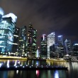 Singapore business district — Stockfoto #38983787