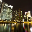 Singapore business district — Foto de stock #38991381