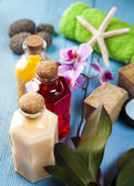 Spa still life background — Stockfoto