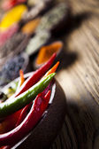 Chilis — Stock Photo