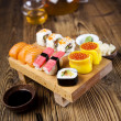 Japanese food — Stock Photo #40493383