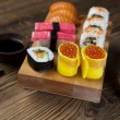 Stock Photo: japanese food