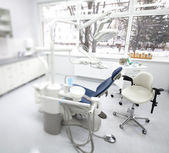 Dentist room — Stock Photo