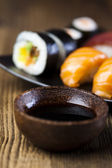 Soy sauce — Stock Photo