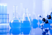 Preparation for experiment — Stock Photo