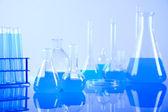 Chemistry equipment — Stock Photo