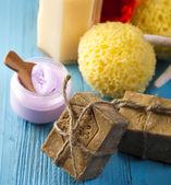Spa, organic products — Photo