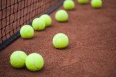 Tennisbälle — Stockfoto
