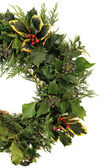 Seasonal Wreath — Stock Photo