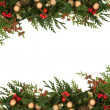 Christmas Border — Stock Photo #13360676