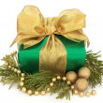 Christmas Gift — Stock Photo #13375459