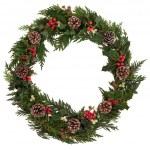 Постер, плакат: Christmas Wreath