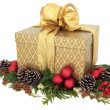 Christmas Gift Box — Stock Photo #13557391