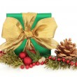 Christmas Gift Box — Stock Photo #13557854