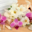 Floral Spa Treatment — Stock Photo