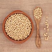 Soya Beans — Stock Photo