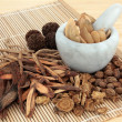 Chinese Herbal Mediicne - Foto Stock