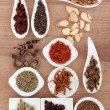 Chinese Herbal  Medicine — Stock Photo #18625917